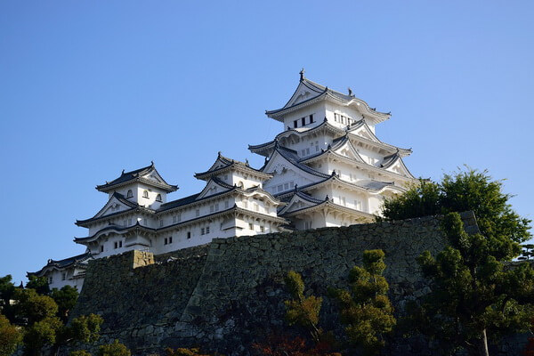 Легенды замка Химэдзи в Японии
