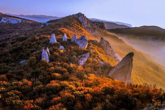 Храм Солнца в Крыму - фото, описание, легенды