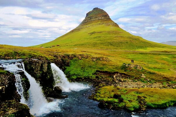 Исландия в «Игра престолов» - Гора Киркьюфелл
