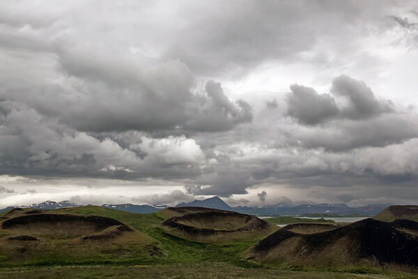 Исландия в «Игра престолов» - Маршрут вокруг озера Миватн