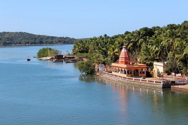 По следам пиратов - Махараштра, Индия