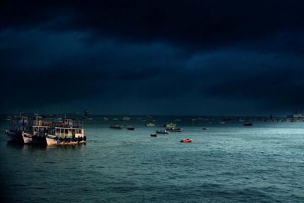 По следам пиратов - Мумбаи, Индия