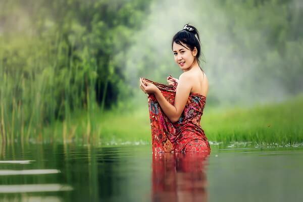 Индонезийская одежда - Кембен