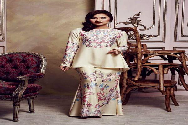 Индонезийская одежда - Байя курунг (Baju kurung)