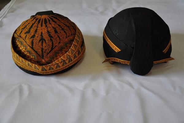 Индонезийская одежда - Блангкон (белангкон)