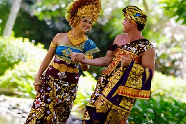 Индонезийская одежда - национальные наряды индонезийцев