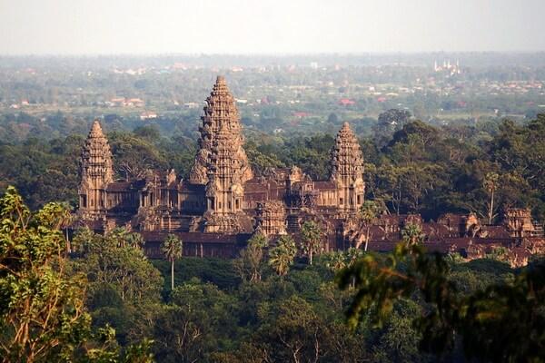 Интересные факты о стране Камбоджа