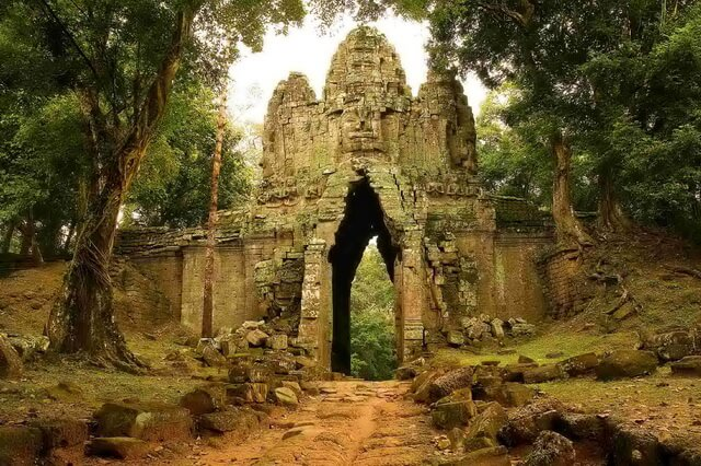 Камбоджа - интересные факты о стране