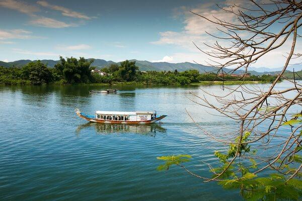 Ароматная река Вьетнама