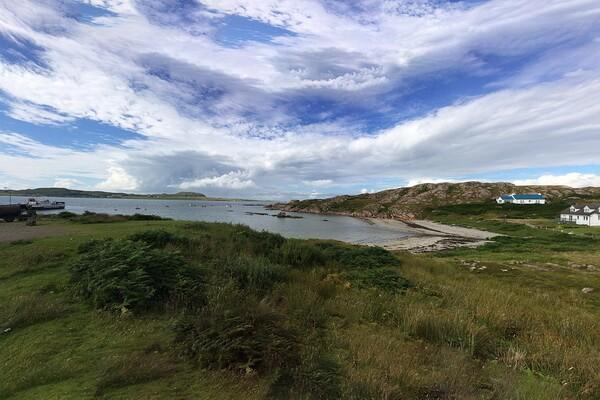 Святыни острова Иона в Шотландии