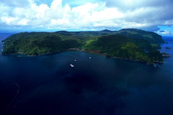 Экскурсии на остров Кокос