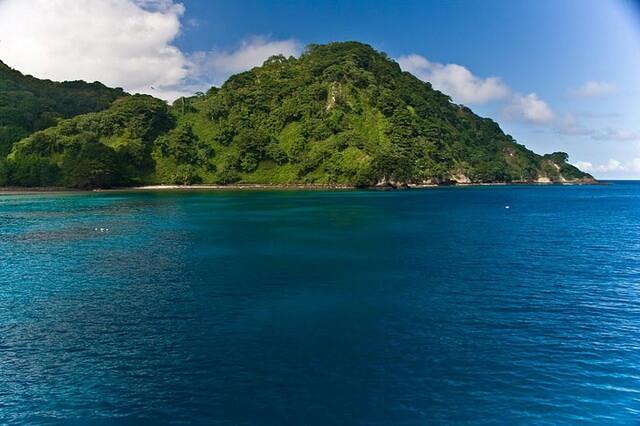 Необитаемый остров Кокос, Коста-Рика