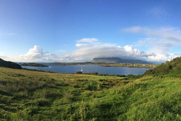 Гебридские острова Шотландии - Остров Малл