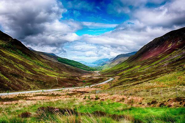 Гебридские острова Шотландии - Остров Скай