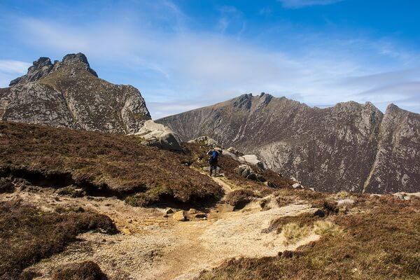 Путешествие по Шотландии весной - Остров Арран
