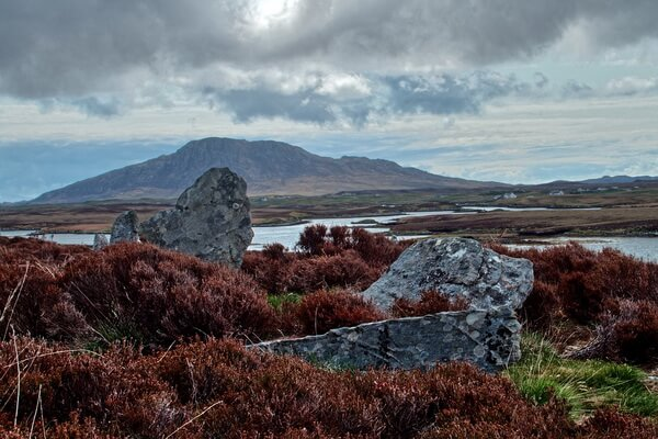Острова Шотландии - Норт-Уист