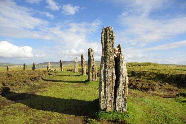 Шотландия весной - Оркнейские острова