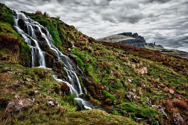 Острова Шотландии для весеннего путешествия