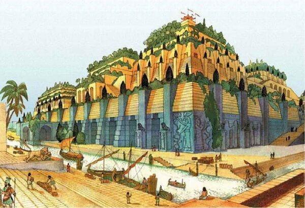 История Ниневии