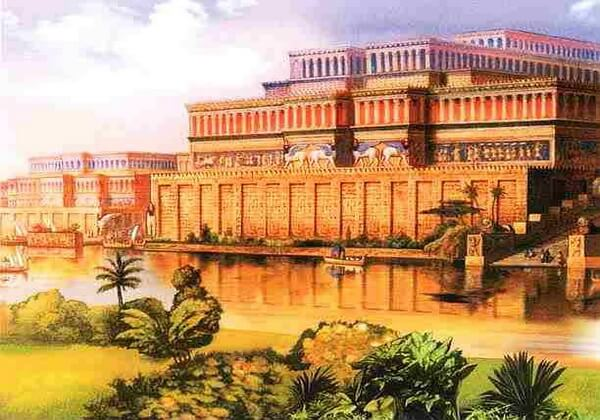 Поль Эмиль Ботта и раскопки Ниневии