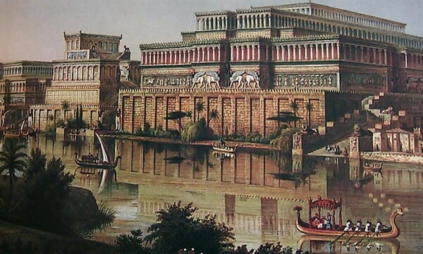 Столица Ассирии - Ниневия