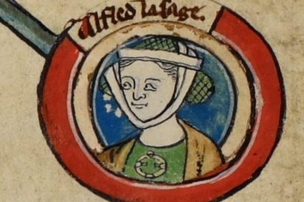 Известные женщины-пираты - Этельфледа Мерсийская