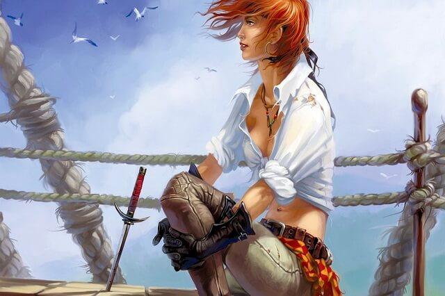 Известные женщины-пираты в истории пиратства