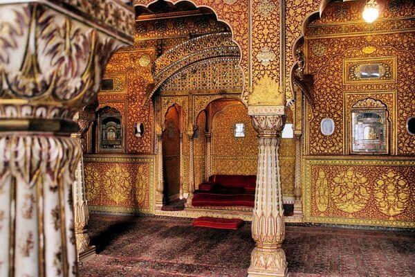 Форт Джайсалмер в Индии - его история и архитектура