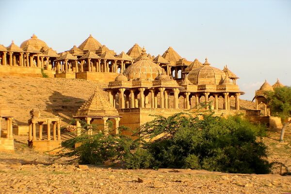 Форт Джайсалмер в Индии и его достопримечательности - Бада-Баг