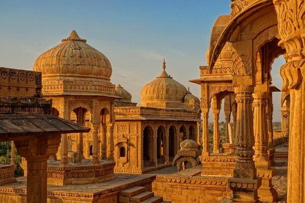 Форт Джайсалмер (Индия) и его достопримечательности
