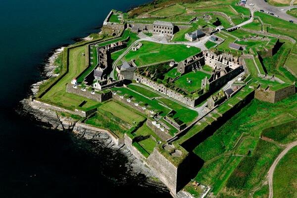 Форт Чарльз на Ямайке
