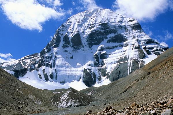 Высота горы Кайлас