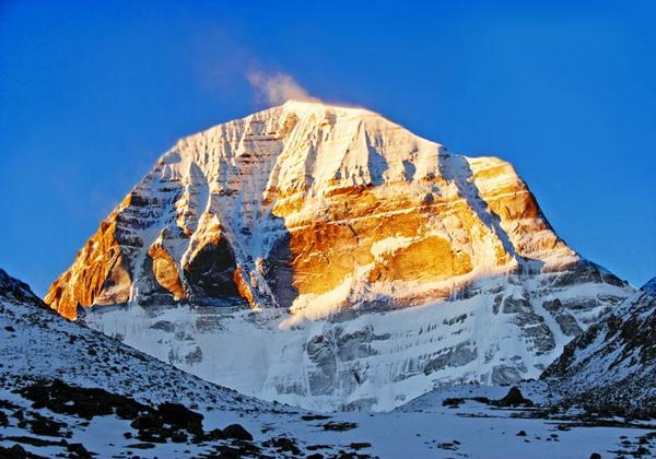 Легенды и тайны горы Кайлас