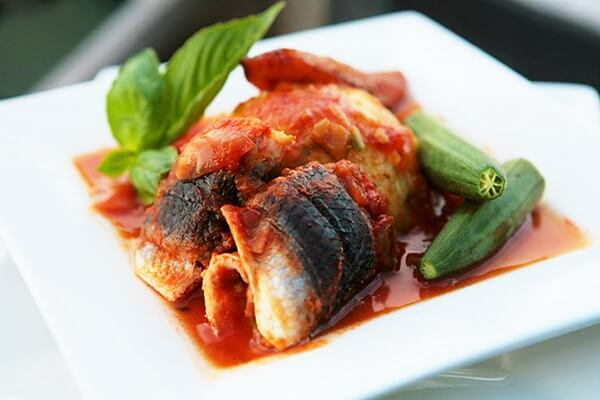 Блюда карибской кухни на Барбадосе