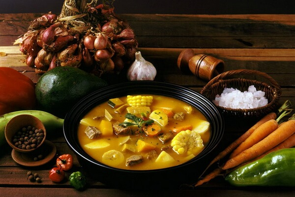 Кухня Доминиканы - Доминиканский санкочо