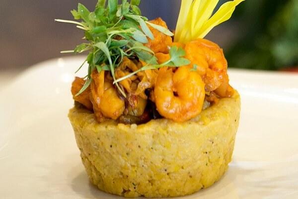 Карибская кухня Пуэрто-Рико - Мофонго