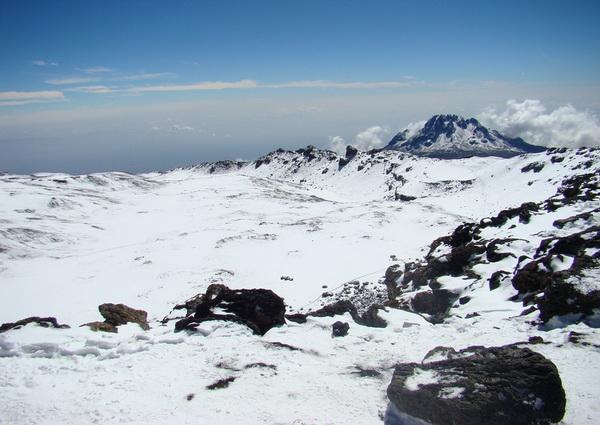 История покорения вершины Килиманджаро