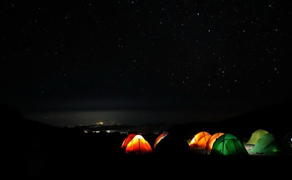 Восхождение на вершину Килиманджаро