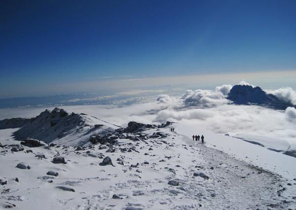 Легенды Килиманджаро