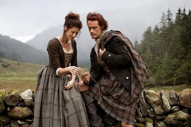 Лучшие романы про Шотландию и о шотландцах