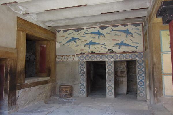 Артур Эванс и история Кносского дворца на Крите