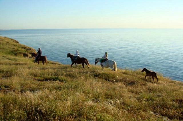 Конные походы по Крыму