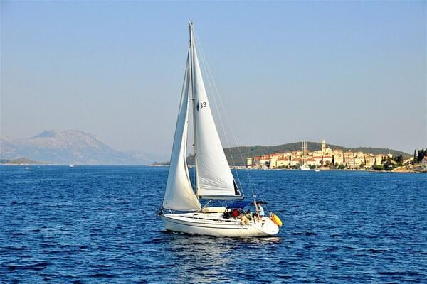 Самые красивые места Европы - Остров Корчула в Хорватии