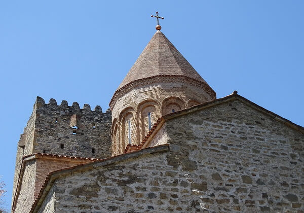 Замок Ананури, Грузия