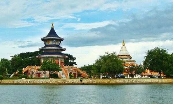 Экскурсии на реку Квай в Таиланде