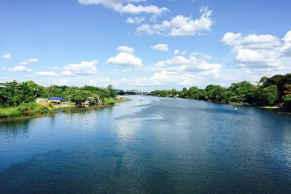 Река Квай - достопримечательность Таиланда
