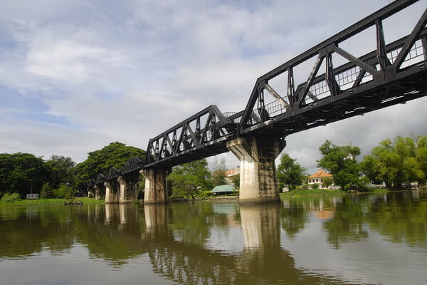 Экскурсии по реке Квай в Таиланде