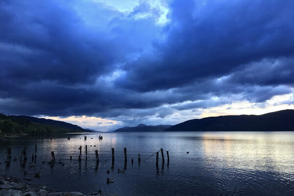 Загадка Несси - чудовища озера Лох-Несс в Шотландии