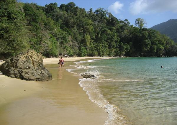 Экотуризм на острове Тобаго