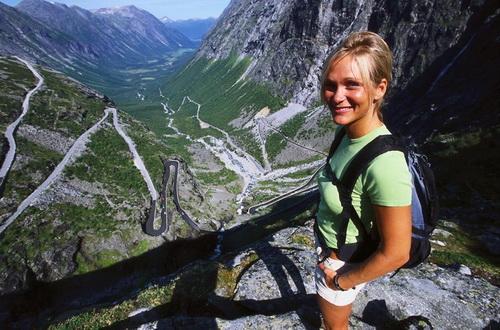 Экстремальная Тропа Троллей в Норвегии